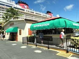 Thomas Awning St Thomas Havensight Cruise Ship Dock Iq Cruising