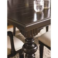 White Pedestal Dining Table Dining Room Table Pedestal Lambert Double Pedestal Table