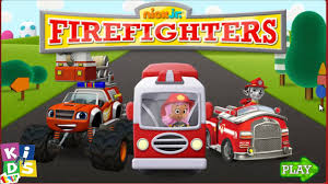 nick jr firefighters paw patrol bubble guppies blaze and the