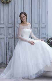 robe mariã e manche longue tendance robe de mariée 2017 2018 robe de mariée vaporeuse