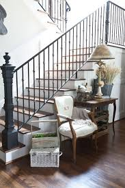 Parts Of A Banister Best 25 Rod Iron Railing Ideas On Pinterest Wrought Iron Stair
