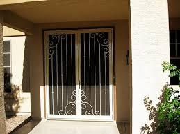 Safety Door Designs Unique Home Designs Security Doors Security Doors Designs With