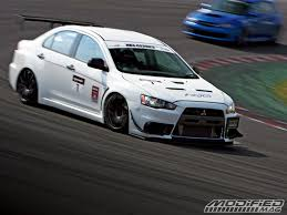 mitsubishi lancer evo modified hks cz200s runs 57