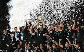 rugby world cup 2011 new zealand celebrate in pictures telegraph