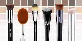 10 best foundation brushes for 2017 brushes for liquid foundation