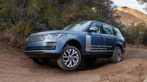 electric land rover 2019 land rover range rover p400e first drive never stop exploring