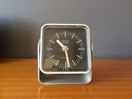 horloge de bureau design horloge de bureau kienzle design germany ées 70 épique époque