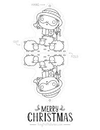 christmas colouring pages u2013 allstars kids club