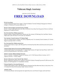 Human Anatomy Pdf Books Free Download 1507188467