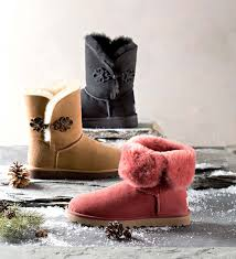 s ugg australia plumdale charm boots ugg s chyler boot boots cozy sheepskin low heel total