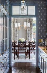 blue dining room ideas blue dining room wallpaper kitchen pantry dining