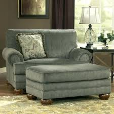 oversized chair and ottoman slipcover oversized chair with ottoman slipcover oversized chair ottoman s