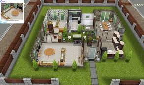 exclusive ideas house design sims freeplay 8 three dream homes