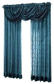 stunning surprising dark blue sheer curtains designing home