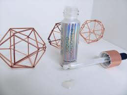 luevue u2013 makeup revolution liquid highlighter review