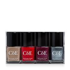 crabtree u0026 evelyn nail polish set