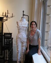 mummy costume how to make an easy mummy costume popsugar fashion
