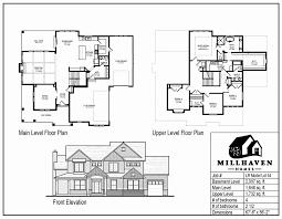 build floor plans millhaven homes semi custom and custom floorplans