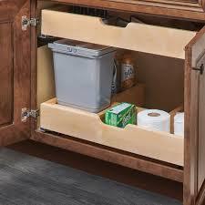 kitchen sink cabinet tray rev a shelf sink pull out drawer wayfair kitchen