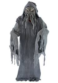 grey monster costume