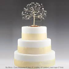 50th anniversary cake ideas personalized 50th anniversary cake topper tree gift idea clear