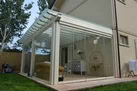 chiudere veranda photogallery verande porticati pergole