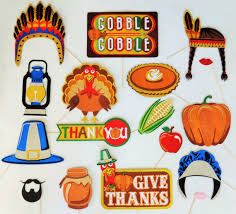 photo booth party props thankgiving photo booth party props turkey pie thank you sign corn