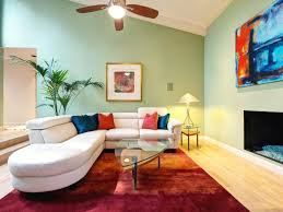 Orange Livingroom by Fresh And Pastel Style Your Living Room In Mint Hues