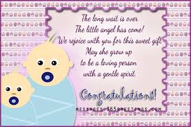 new baby wishes and messages 365greetings
