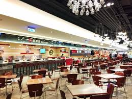 Taipei 101 Interior Food Court In Basement Picture Of Taipei 101 Taipei Tripadvisor