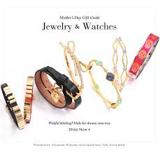 mothers day jewelry sale saks fifth avenue s day gift guide jewelry watches milled