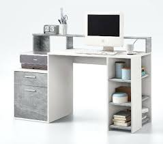 writing desk with hutch gray desk with hutch alternate view alternate view grey desk hutch