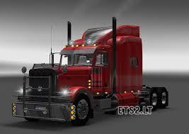peterbilt 389 interior lights peterbilt 389 interior sound v2 0 ets 2 mods