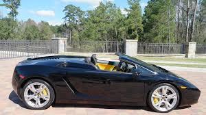Lamborghini Gallardo Automatic - 2008 lamborghini gallardo spyder s137 1 houston 2017