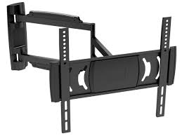 19 Inch Monitor Wall Mount Full Motion Tv Wall Mount Max 55 Lbs 32 55 Inch Monoprice Com