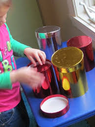 the spirit of giving and gift box play in preschool teach preschool