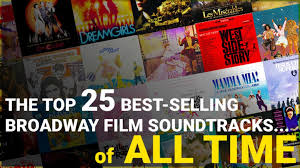 Amateur Girls Mooning - the definitive list of the 25 best selling broadway film