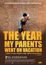 O Ano Em Que Meus Pais Sairam De Ferias - the year my parents went on vacation wikipedia