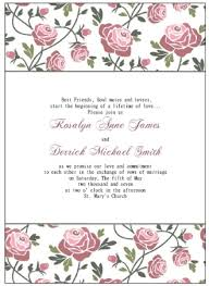the most favorite collection of free wedding invitation templates
