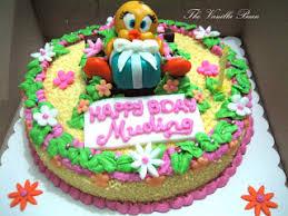 tweety bird birthday cake tweety bird birthday cake topper