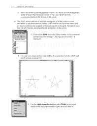 autocad tutorial auto cad 2007 tutorial