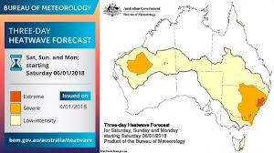 bureau of metereology high temperatures are forecast for much bureau of meteorology