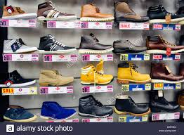 sale boots in uk s shoes for sale inside a sports shop uk mens boots on sale