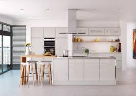 gray gloss kitchen cabinets lucente grey cheap kitchens discount kitchens for sale online