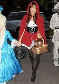 Hooded Halloween Costumes Red Riding Hood Big Bad Wolf Halloween Costume