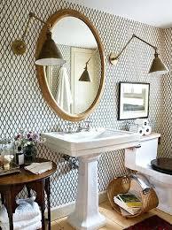 ideas for bathroom small bathroom wallpaper ideas best wallpaper for bathrooms
