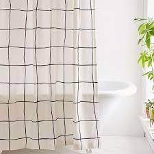 Unique Fabric Shower Curtains 15 Best Shower Curtains In 2018 Unique Cloth Fabric Shower