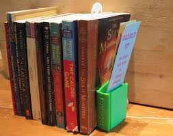 weekly roundup ten 3d printable bookends u0026 book stands 3dprint