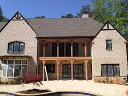 Home Exterior Design Brick And Stone Painted Brick W Stone Painted Brick Pinterest Bricks Brown