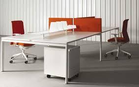 Stylish Rocking Chair Cute Stylish Office Furniture Featuring Orange Padded Fabric